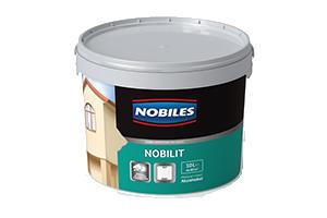 Farba akrylowa fasadowa Nobiles Nobilit do betonu na zewnątrz i wewnątrz