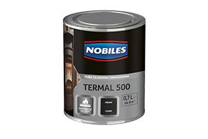 Farba silikonowa termoodporna Nobiles Termal 500