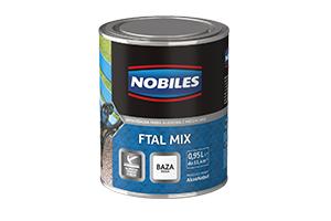 Farba alkidowa do metalu i drewna - Nobiles Ftal Mix