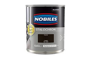 Farba antykorozyjna do metalu, farba na rdzę - Nobiles Stalochron