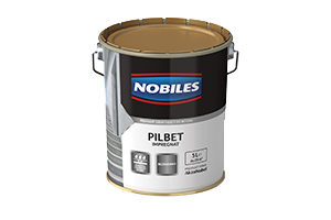 Gruntujący impregnat do betonu na zewnątrz - Nobiles Pilbet Impregnat