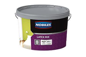 Matowa farba lateksowa - Nobiles Latex Mix
