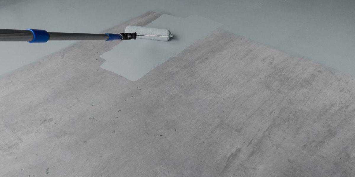 Malowanie Posadzki Betonowej Jaka Farba Do Garazu Sprawdzi Sie