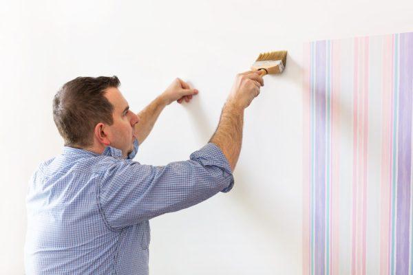 Malowanie Tapety Jak I Czym Pomalować Tapetę Nobiles