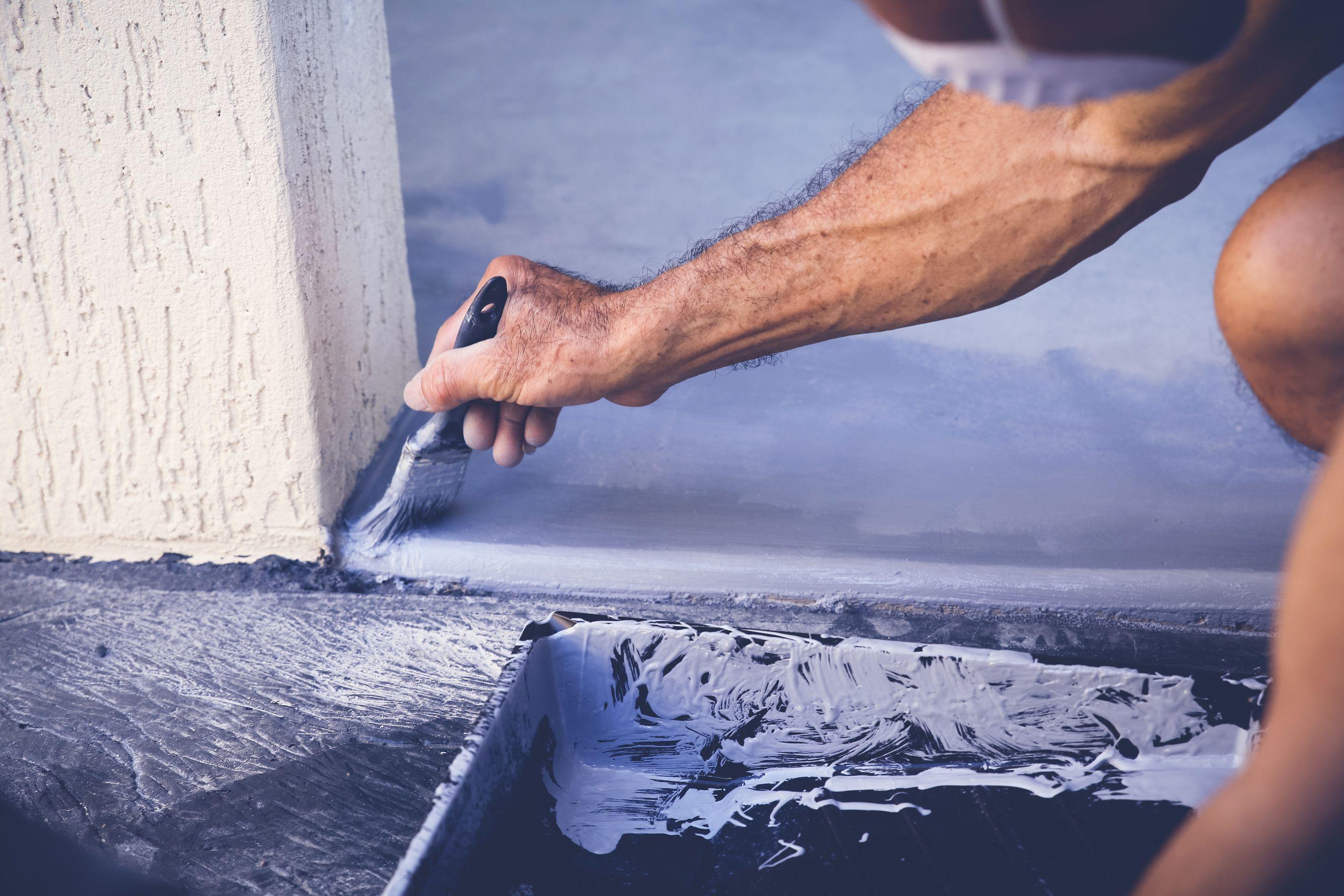 Malowanie Posadzki Betonowej Jaka Farba Do Garażu Sprawdzi Się