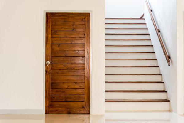 pomysł na klatkę schodową