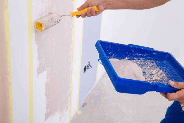 malowanie powierzchni gipsowych