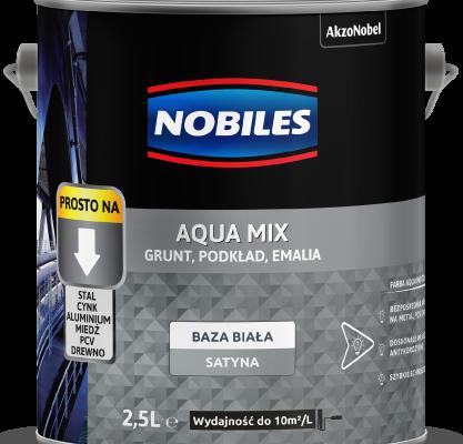 AkzoNobel Nobiles Aqua MIX 2.5L