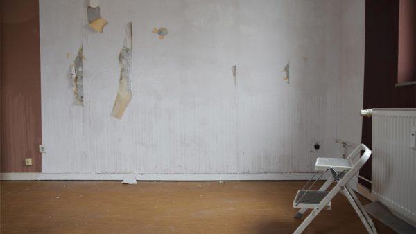 Malowanie ścian Po Zerwaniu Tapety Jak To Zrobić
